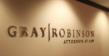 04/2012-- GrayRobinson in Miami.