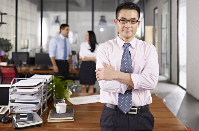 leadership management at merck