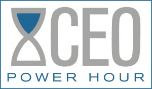 CEO Power Hour Logo Color