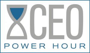 CEO Power Hour Logo Color